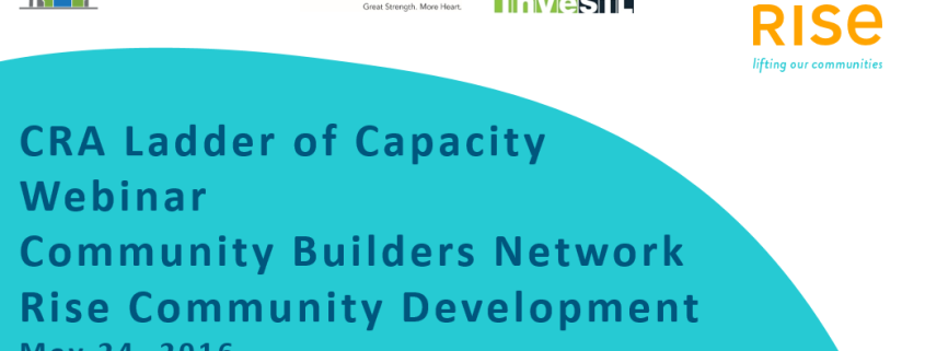 Ladder of Capacity Webinar