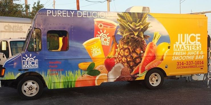 Smoothie Food Truck St Louis
